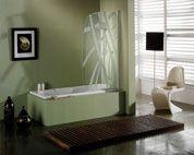 mampara bañera puertas abatibles modelo asia
